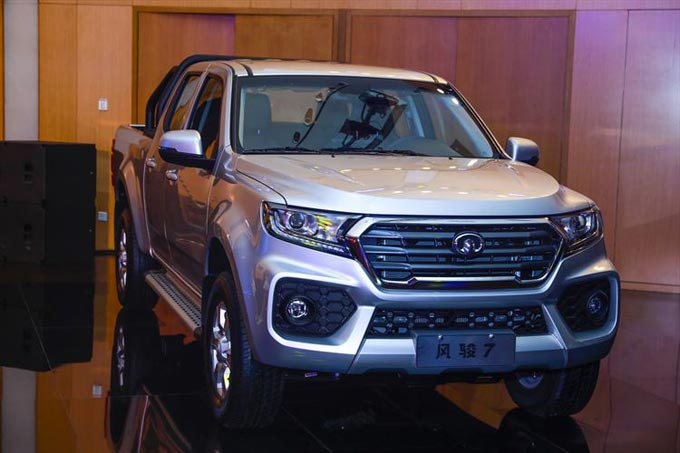 GWM showcases an all new GWM Pickup Truck with clear intentions of being a global LCV leader.