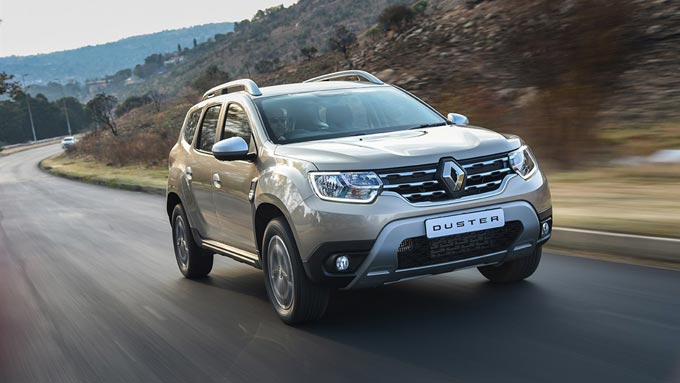 The All-New Renault Duster is here and ready to take you on your next adventure.