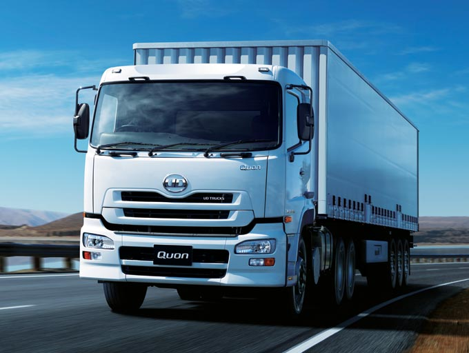 Commercial vehicle market bucks recession