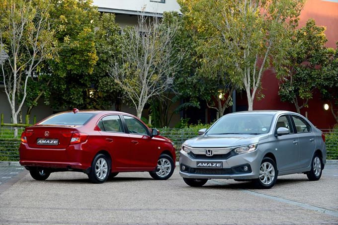 New Honda Amaze: A cut above