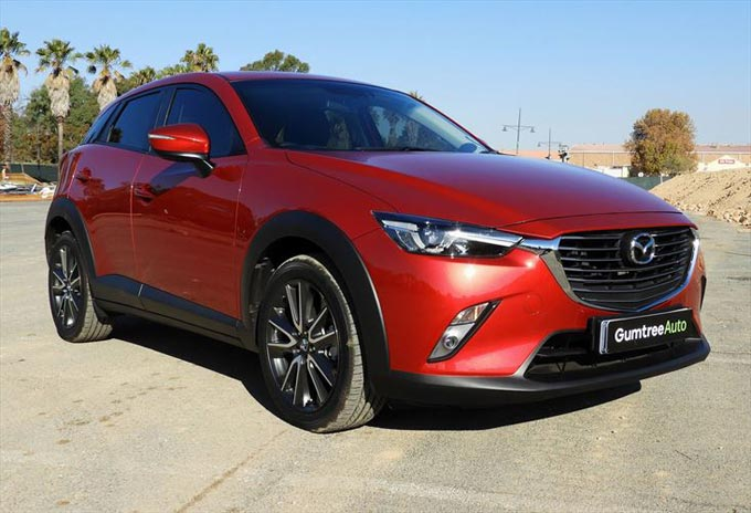 Mazda takes double honours at the 2018 Gumtree Pre-Owned Vehicle Awards