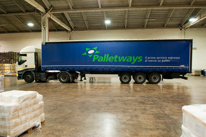 Palletways is taking Europe by storm