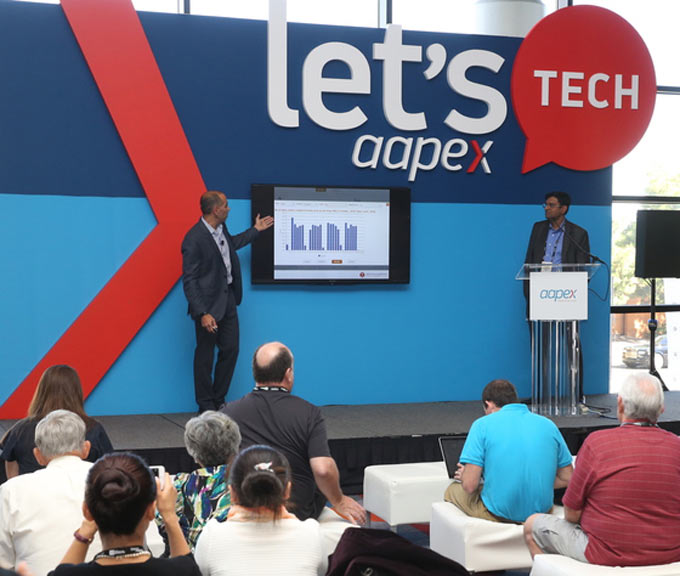 AAPEX 2018 Announces Let's Tech 20-Minute Presentations