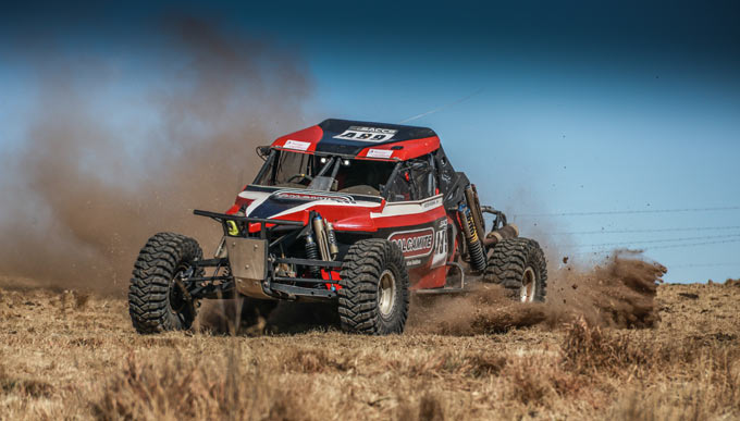 John Telford/Victor Ntsekhe Overall leaders Special Vehicle category -  Image:  Nadia Jordaan