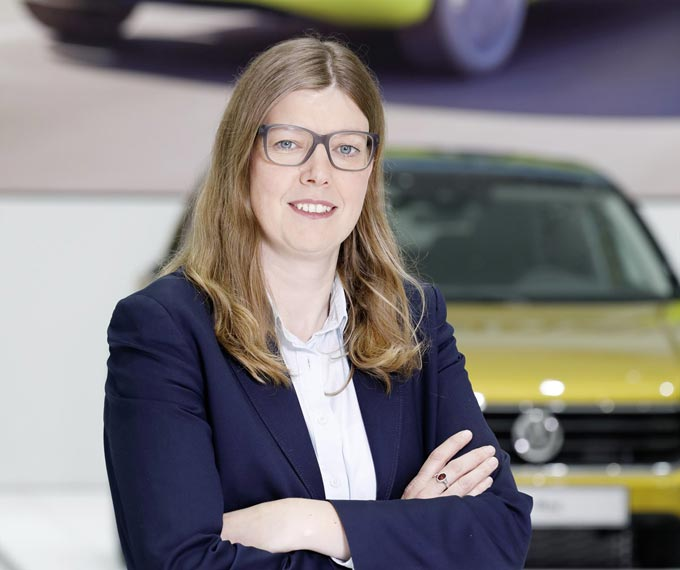 Martina Biene is the new Head of the Volkswagen Brand in South Africa, effective 1 October 2018.