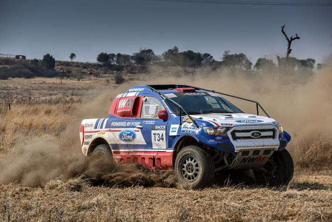 Title Chase Intensifies for Ford NWM in Harrismith