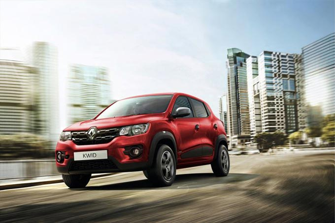 New Renault KWID now more equipped to be the ideal choice