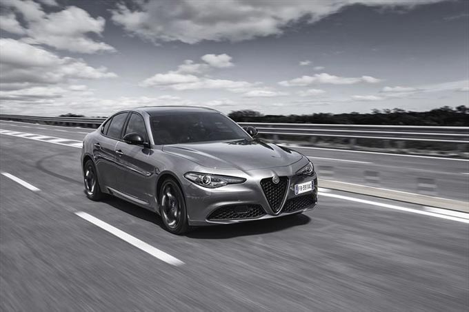 Alfa Romeo Giulia triumphs at the
