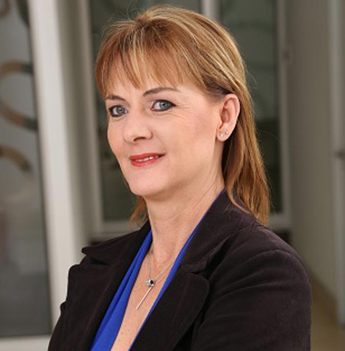 Mandy Barrett of insurance brokerage and risk advisors, Aon South Africa