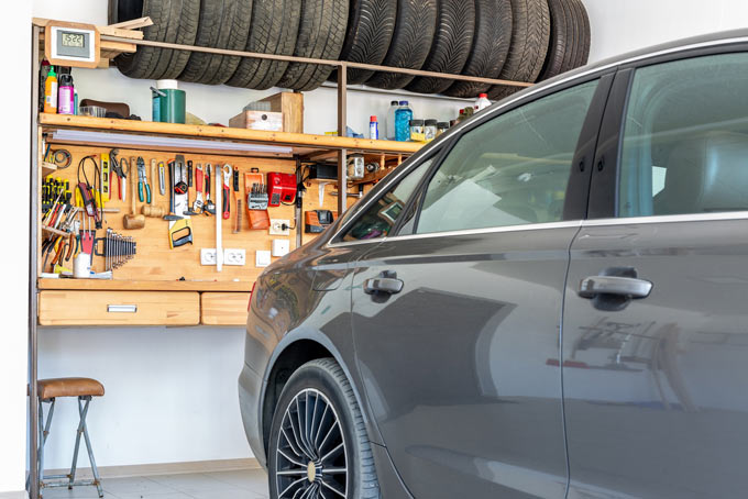 You'll love these garage design ideas