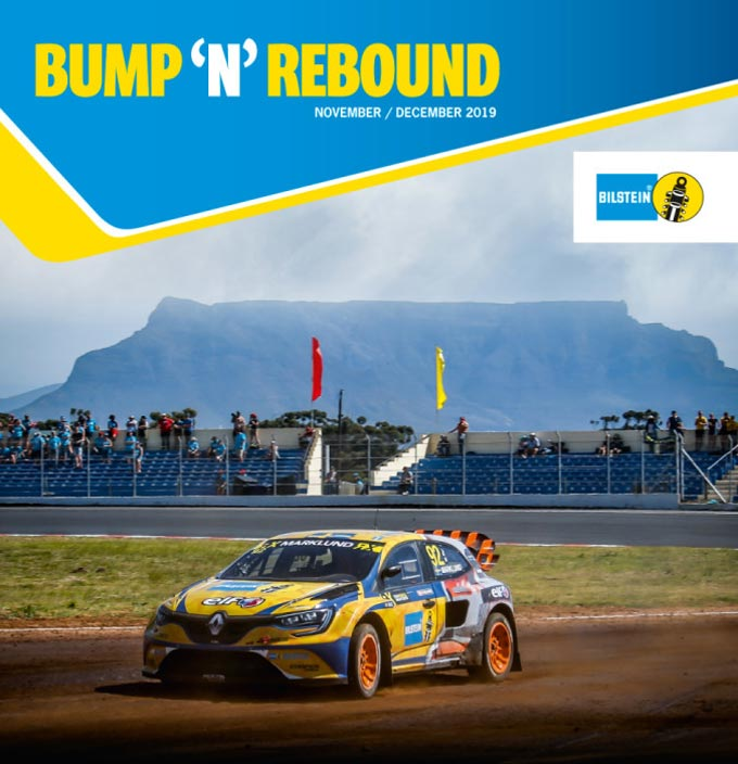 Bump 'N' Rebound - BILSTEIN SA's official newsletter