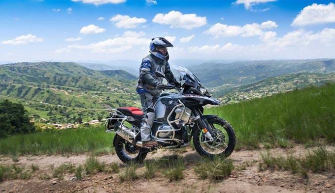 The new BMW R 1250 GS and R 1250 GS Adventure now in South Africa.