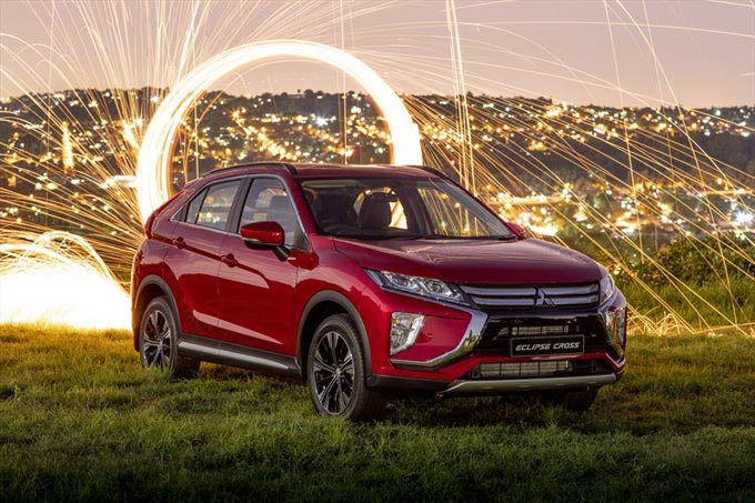 The all-new Eclipse Cross - Mitsubishi Motors South Africa welcomes its 6th distinctive model