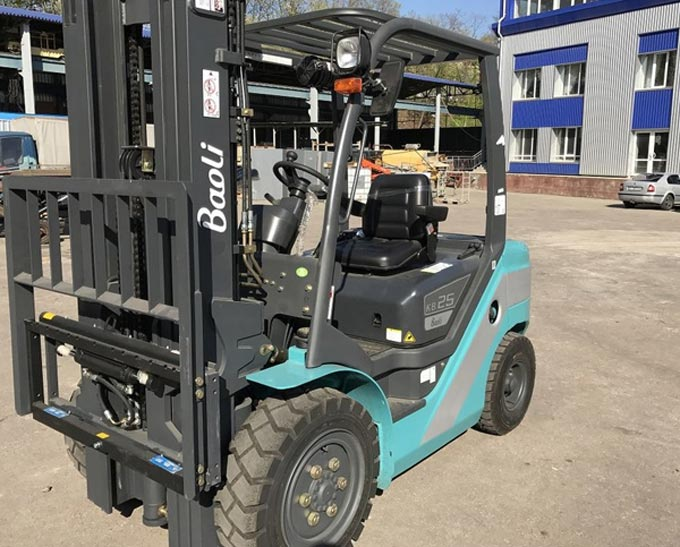 Smith Power extends materials handling offering with Baoli range