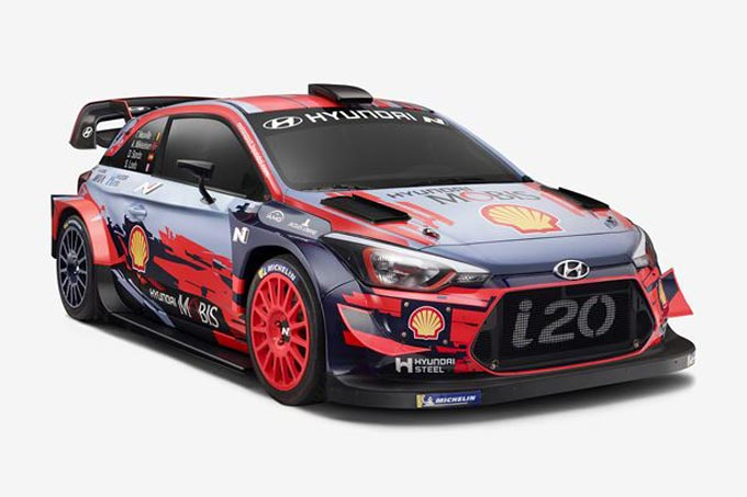 Hyundai tackles classic Rallye Monte-Carlo with 7-times winner in an i20 WRC Coupé