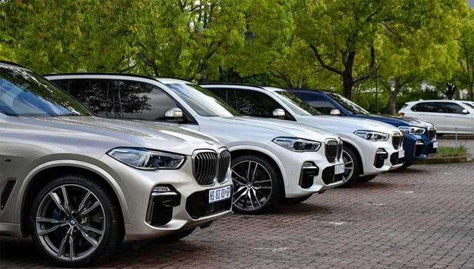 Updated BMW Model Range Price List