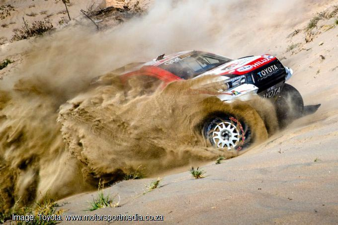 Al Attiyah leads by 46 minutes; 2 days to race