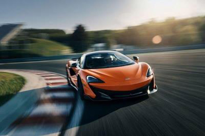 McLaren Automotive announces record global sales