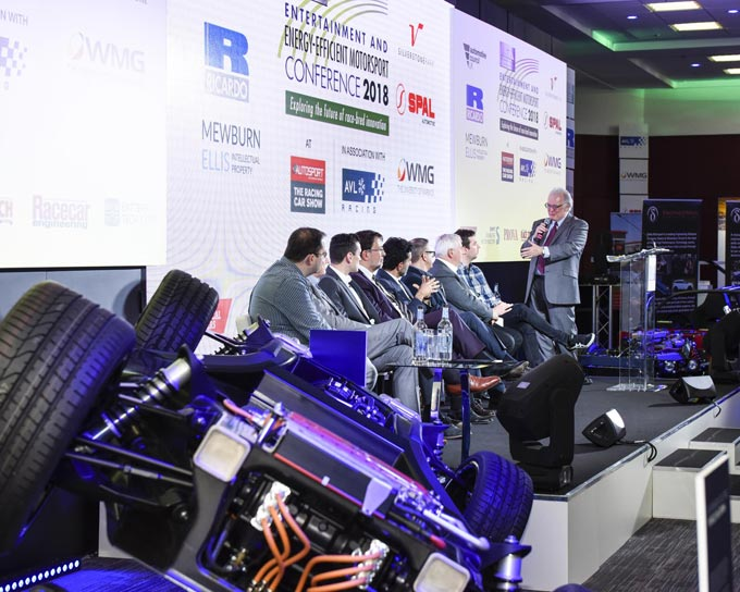 EEMS - the Entertainment and Energy Efficient Motorsport Conference
