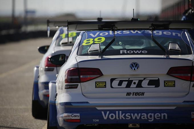 Volkswagen has sights set on titles as GTC series enters second half