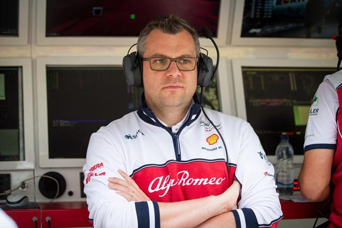 Alfa Romeo Racing appoints Jan Monchaux as new Technical Director