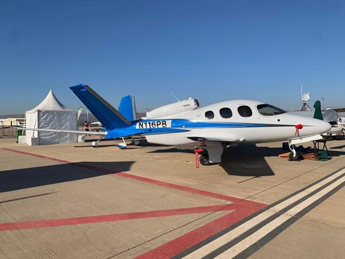 African show for General Aviation sector off to a flying start at Wonderboom National Airport.