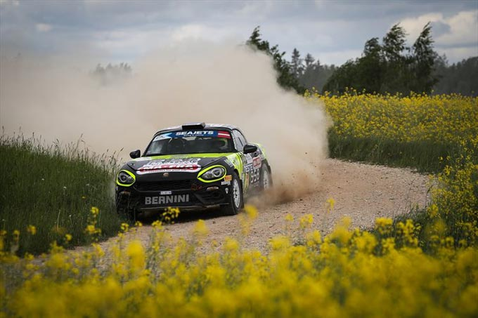 The 76 degree Rally Poland, valid for the European Championship ERC, will be the third event in the Abarth Rally Cup 2019