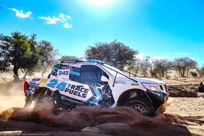 Van Dyk/Rust win the 2019 Road To Dakar