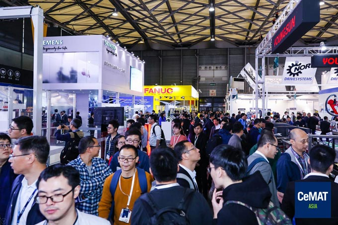 CeMAT ASIA expecting well over 100,000 attendees
