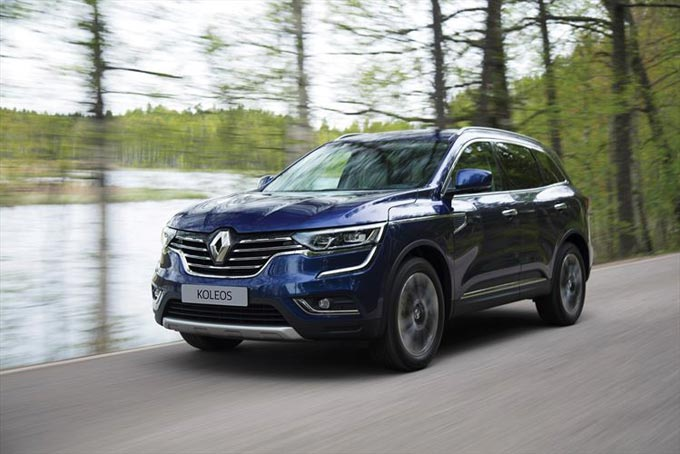 The all-new Renault KOLEOS becomes an even more compelling SUV offering
