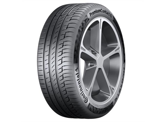 Continental's Cutting-Edge Tyres Set the Benchmark for Safety and Performance