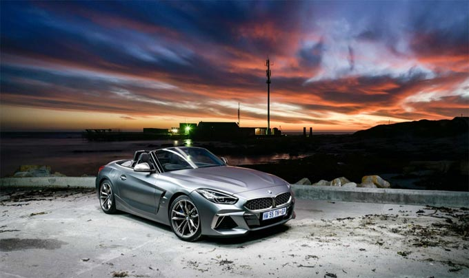 The all-new BMW Z4 now available in South Africa