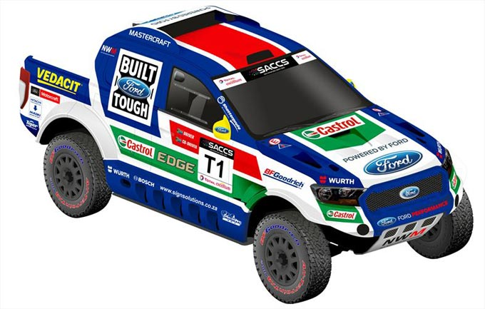Ford, Castrol and NWM Join Forces for 2019 SA Cross Country Series
