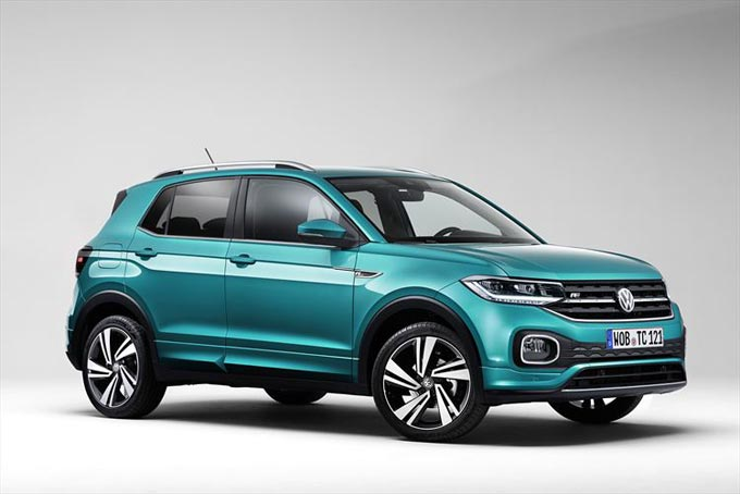 Volkswagen T-Cross coming to South Africa in 2019
