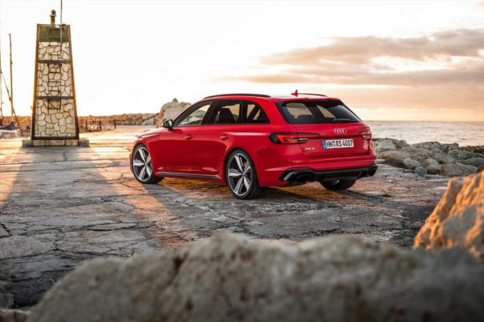 High-performance additions to the Audi Sport family