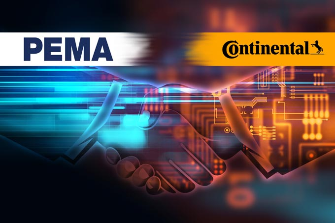 Digitalization: PEMA and Continental Optimize Tire Management for Entire Fleet