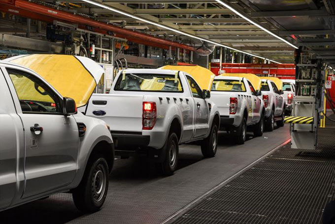 Ford South Africa's Growth Strategy Targets Crucial Exports