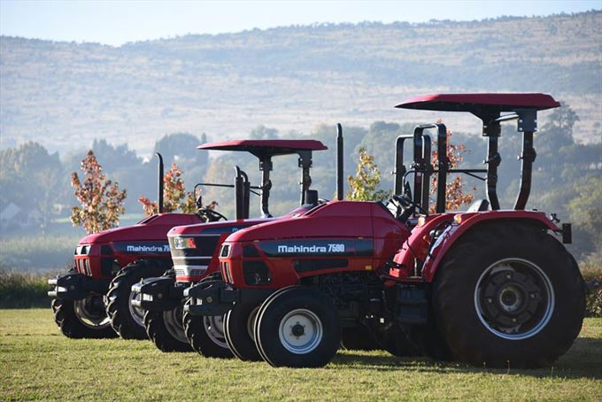 World's #1 Tractor, now at home in South Africa