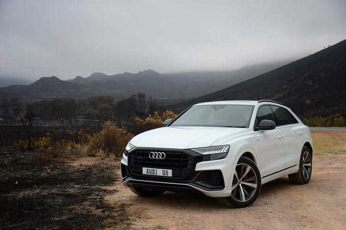 The New Face Of The Q Family The Audi Q8 Abr Buzz South