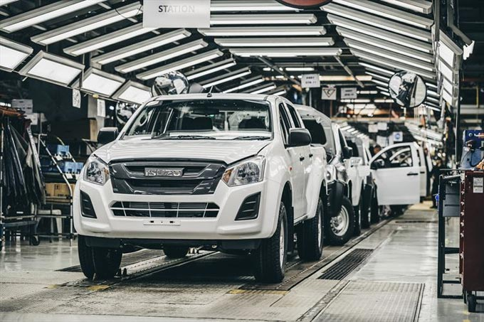 Isuzu confirms investment in the next generation bakkie programme for South Africa
