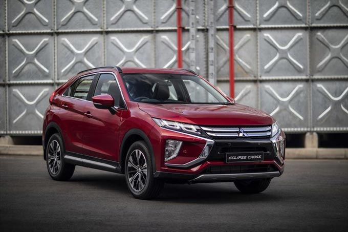 Mitsubishi Motors tackles WesBank SA Fuel Economy Tour