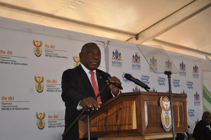 Ford Motor Company Partners with Government to Launch Tshwane Automotive Special Economic Zone in Pretoria