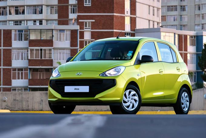 Hyundai Atos is back with style - and a price to shout about