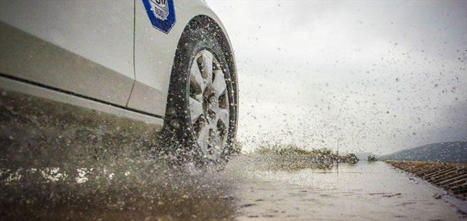 Focus on Transport month: Goodyear provides summer rain season driver advice - Being safe and prepared on the roads