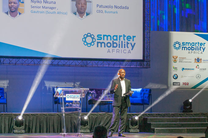 Smarter Mobility Summit Africa shines light on funding shortage