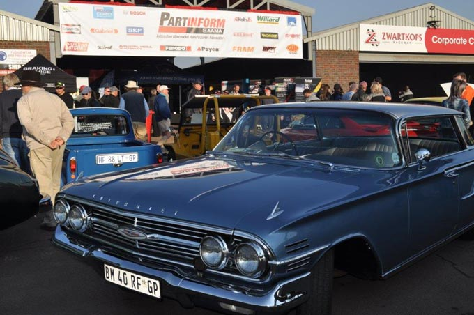 Partinform Talks to the Classic Car Community