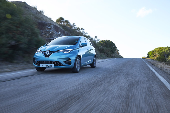 New Renault Zoe: the pleasure of driving 100% electric takes on a new dimension