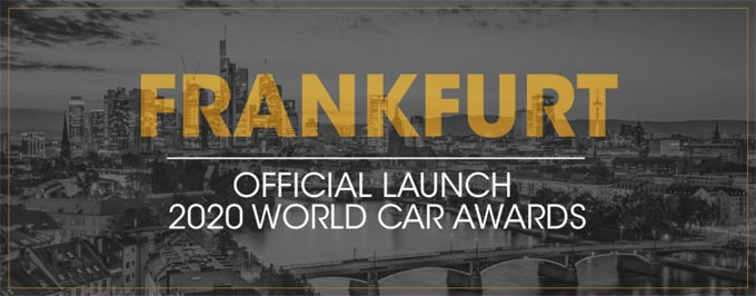2020 World Car Awards officially launched