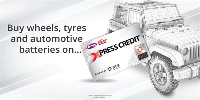Tiger Wheel & Tyre's Xpress Credit® Bridges the Gap Between Road Safety & Paydays