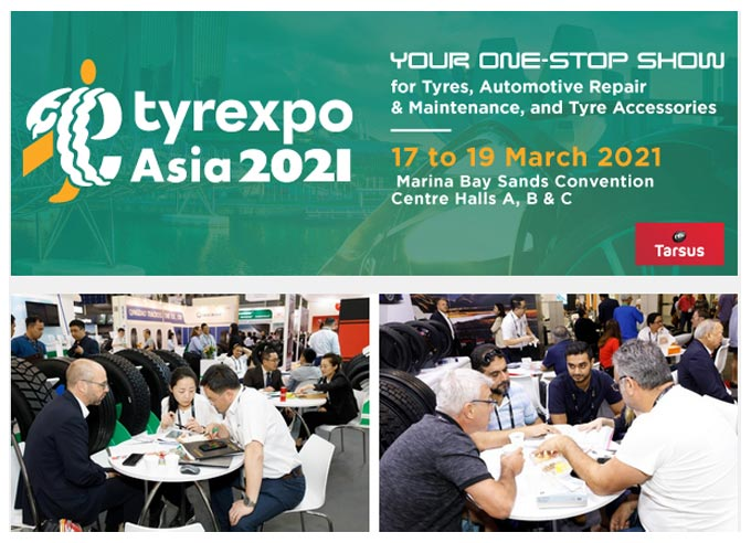 Tyrexpo News - Buyers call to action, register to qualify!